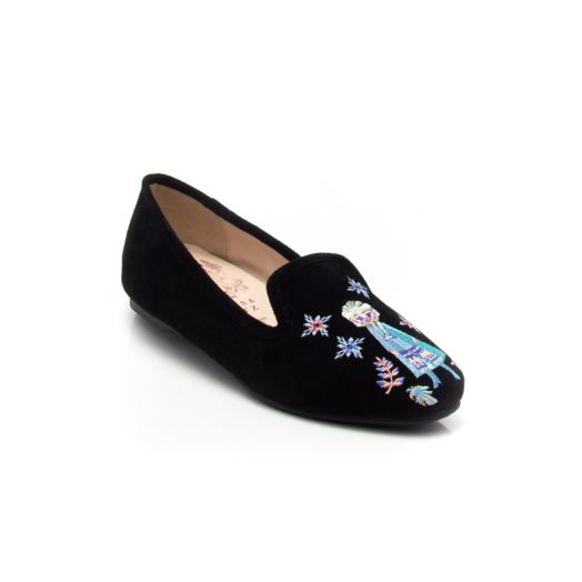 FROZEN II EMBROIDERY LOAFERS