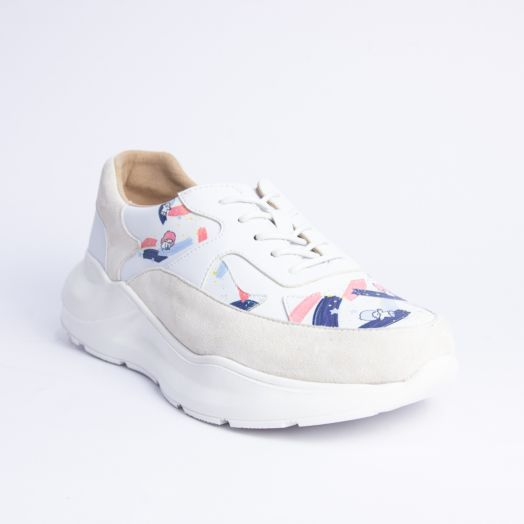 SANRIO MIX LTS DAD SNEAKERS