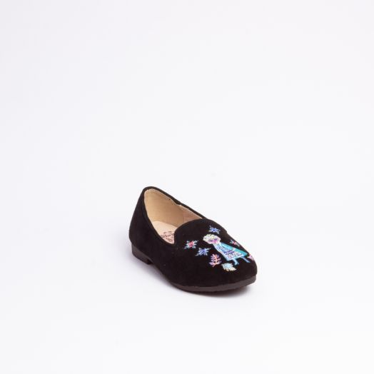 FROZEN II EMBROIDERY LOAFERS - KIDS