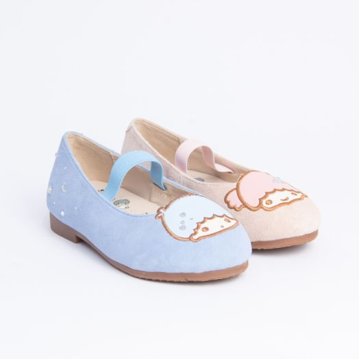 SANRIO MIX LTS FLATS - KIDS