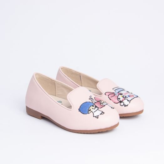 SANRIO MIX MILK ESPADRILLES LOAFERS - KIDS